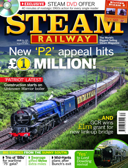 Steam Railway July 18, 2014 00:00