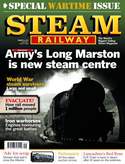 Steam Railway June 20, 2014 00:00