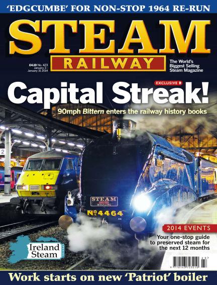 Steam Railway January 03, 2014 00:00