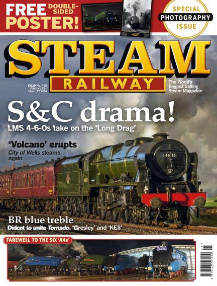 Steam Railway February 28, 2014 00:00