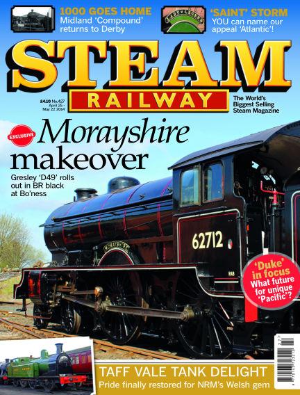 Steam Railway April 25, 2014 00:00