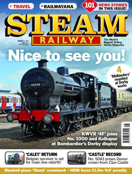 Steam Railway May 23, 2014 00:00