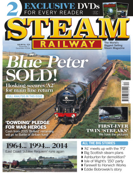Steam Railway November 07, 2014 00:00