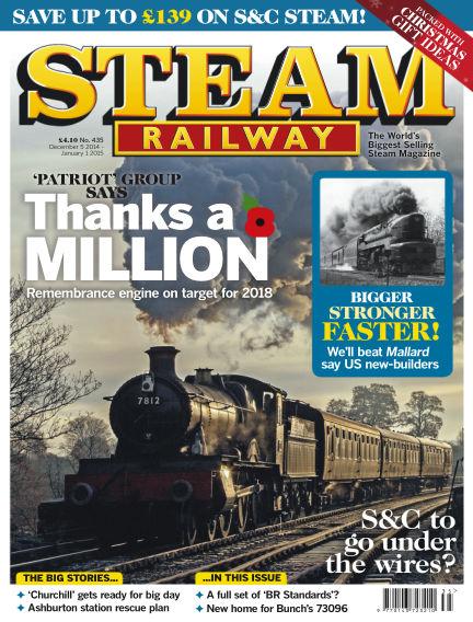 Steam Railway December 05, 2014 00:00