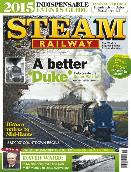 Steam Railway January 02, 2015 00:00