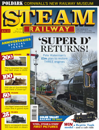 Steam Railway April 2015