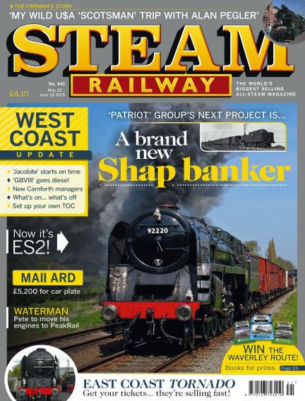 Steam Railway May 22, 2015 00:00
