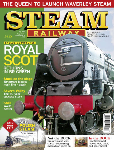 Steam Railway August 14, 2015 00:00