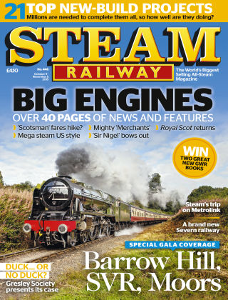 Steam Railway November 2015