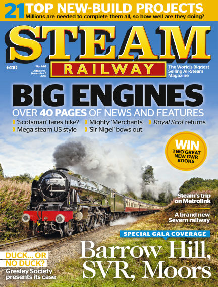Steam Railway October 09, 2015 00:00