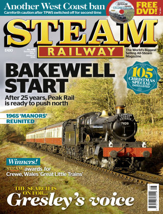 Steam Railway Dec - Jan 2016