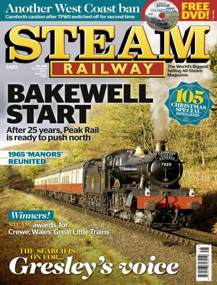 Steam Railway December 04, 2015 00:00