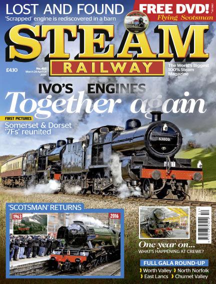 Steam Railway March 24, 2016 00:00