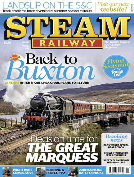 Steam Railway May 20, 2016 00:00