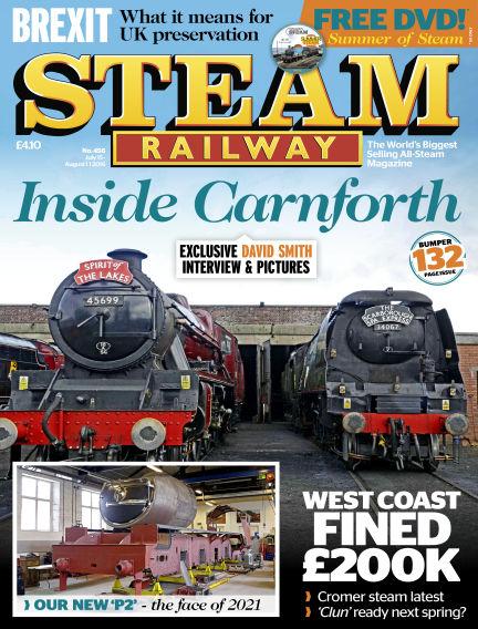 Steam Railway July 15, 2016 00:00