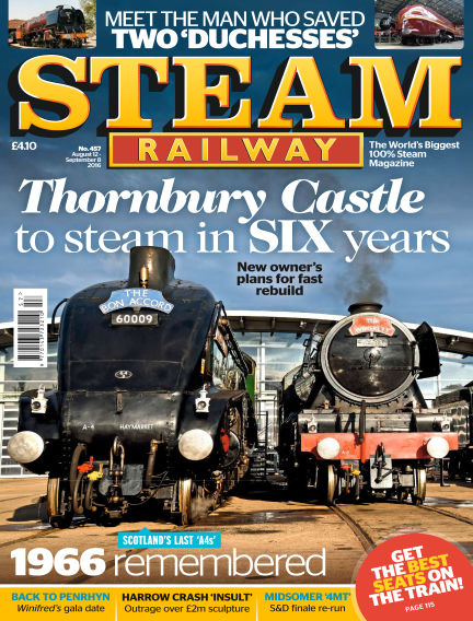 Steam Railway August 12, 2016 00:00