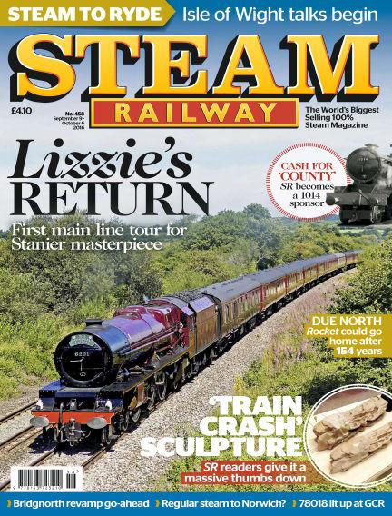 Steam Railway September 09, 2016 00:00