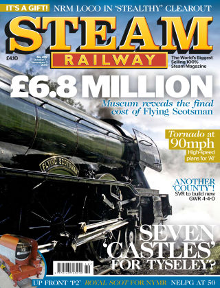 Steam Railway Oct - Nov 2016