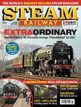 Steam Railway Feb - Mar 2017