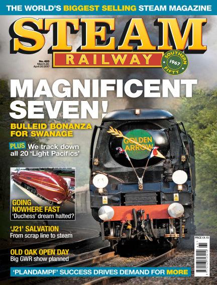 Steam Railway March 24, 2017 00:00