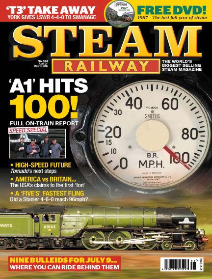 Steam Railway April 21, 2017 00:00