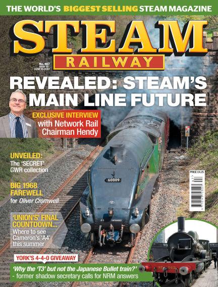 Steam Railway May 19, 2017 00:00
