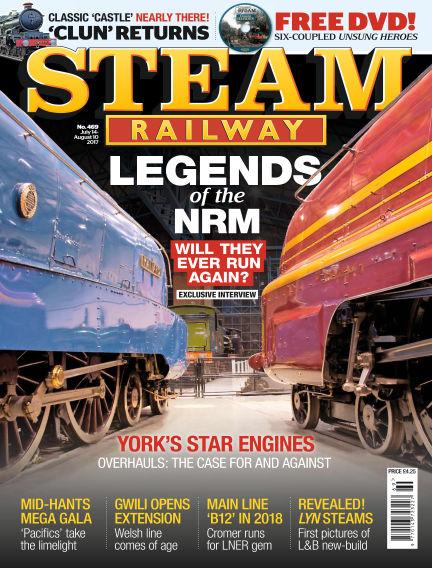 Steam Railway July 14, 2017 00:00