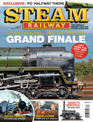 Steam Railway Issue 470