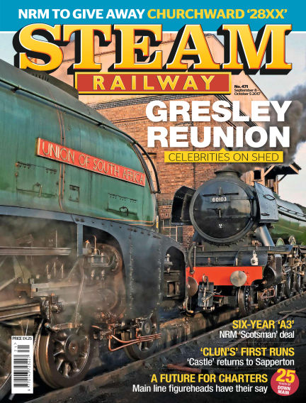 Steam Railway September 08, 2017 00:00