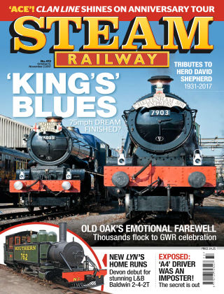 Steam Railway Issue 472