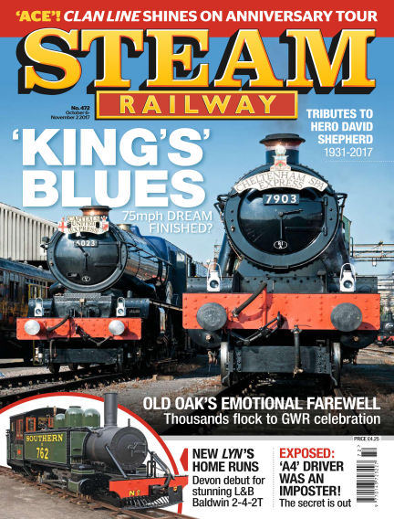 Steam Railway October 06, 2017 00:00