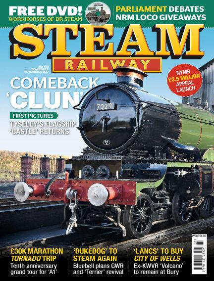 Steam Railway November 03, 2017 00:00