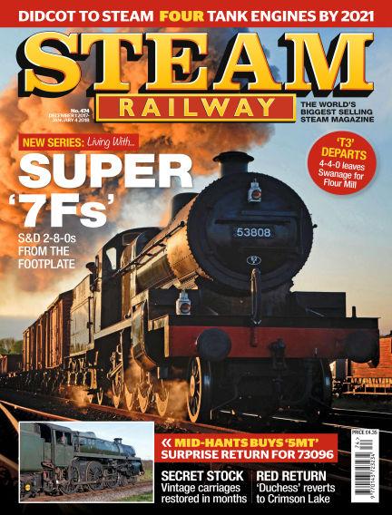 Steam Railway December 01, 2017 00:00