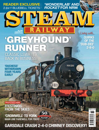 Steam Railway Issue 476