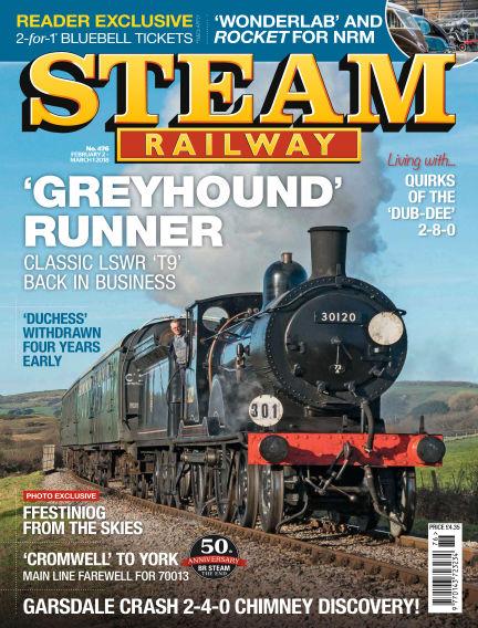 Steam Railway February 02, 2018 00:00
