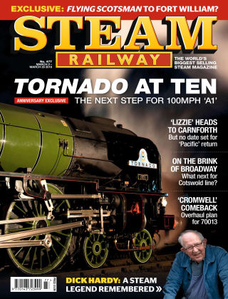 Steam Railway Issue 477