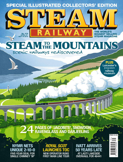 Steam Railway April 27, 2018 00:00