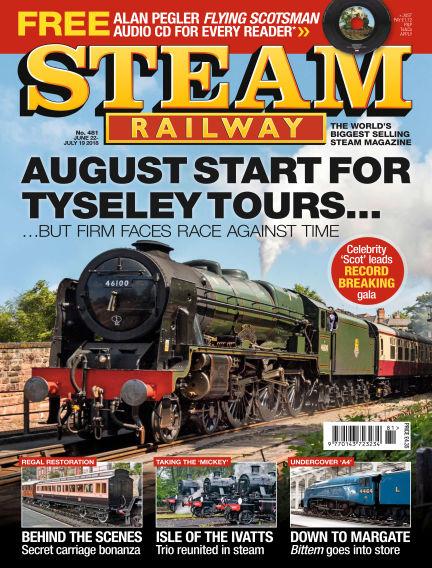 Steam Railway June 22, 2018 00:00