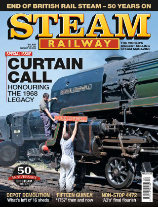 Steam Railway Issue 482