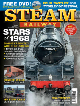Steam Railway Issue 483