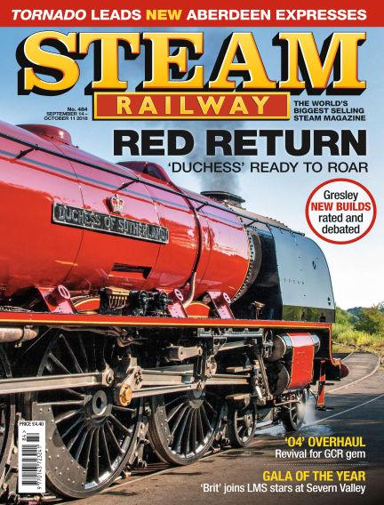 Steam Railway September 14, 2018 00:00