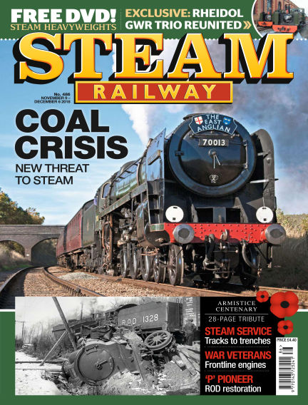 Steam Railway November 09, 2018 00:00