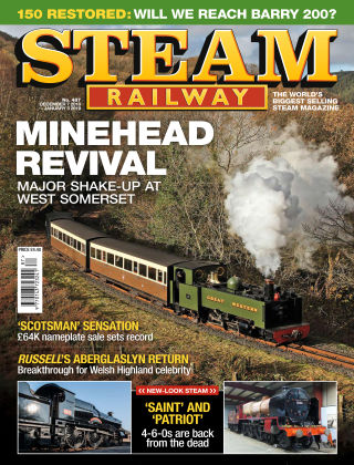 Steam Railway Issue 487