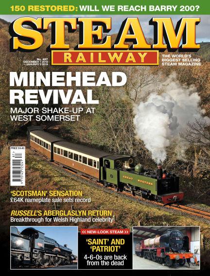 Steam Railway December 07, 2018 00:00