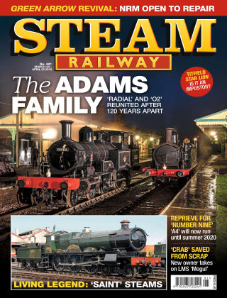 Steam Railway Issue 491