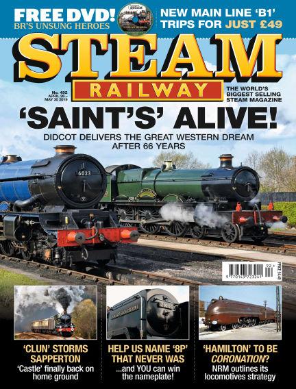 Steam Railway April 26, 2019 00:00