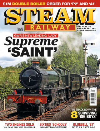 Steam Railway Issue 494