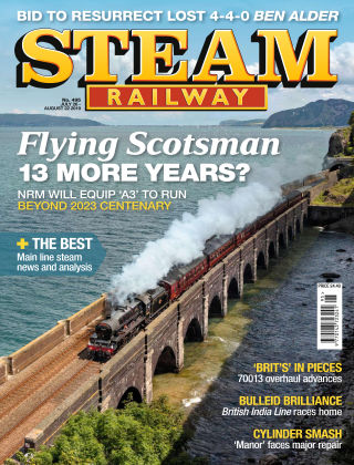 Steam Railway Issue 495