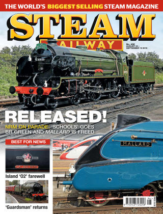 Steam Railway Issue 496