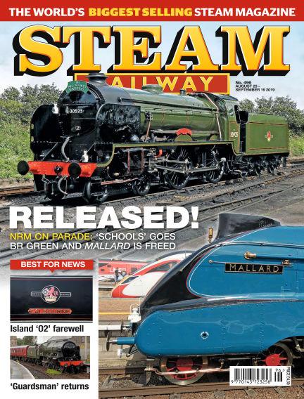 Steam Railway August 23, 2019 00:00